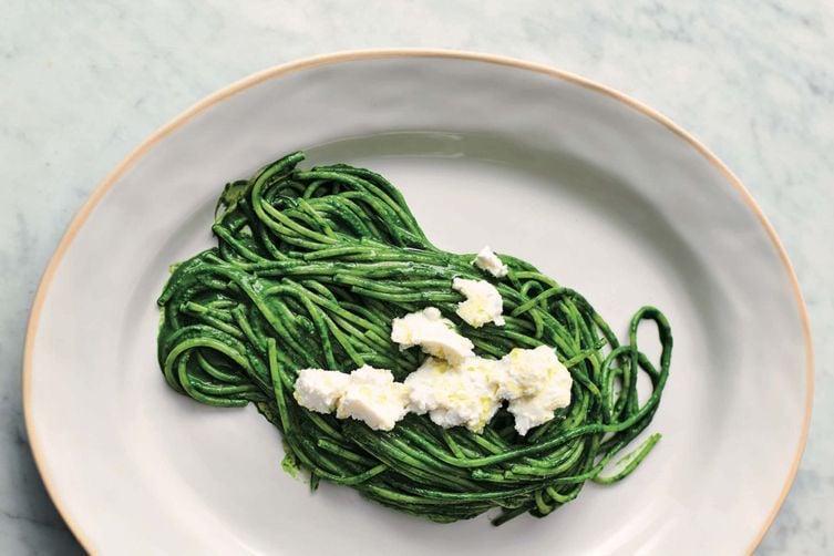 jamie oliver green pasta