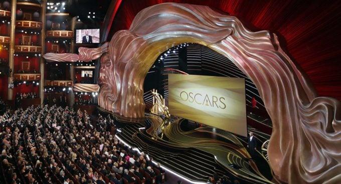Oscars 2019 set