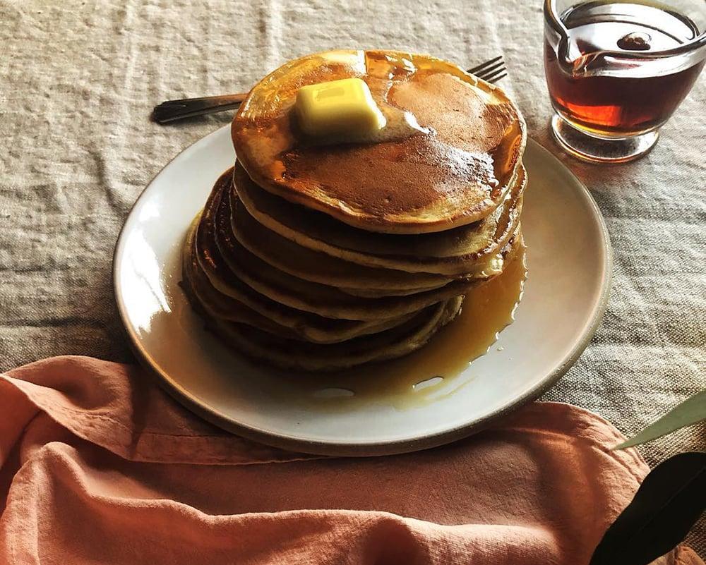 Pancakes by Sarah Jampel