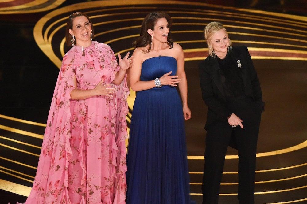 Tina Fey Oscars