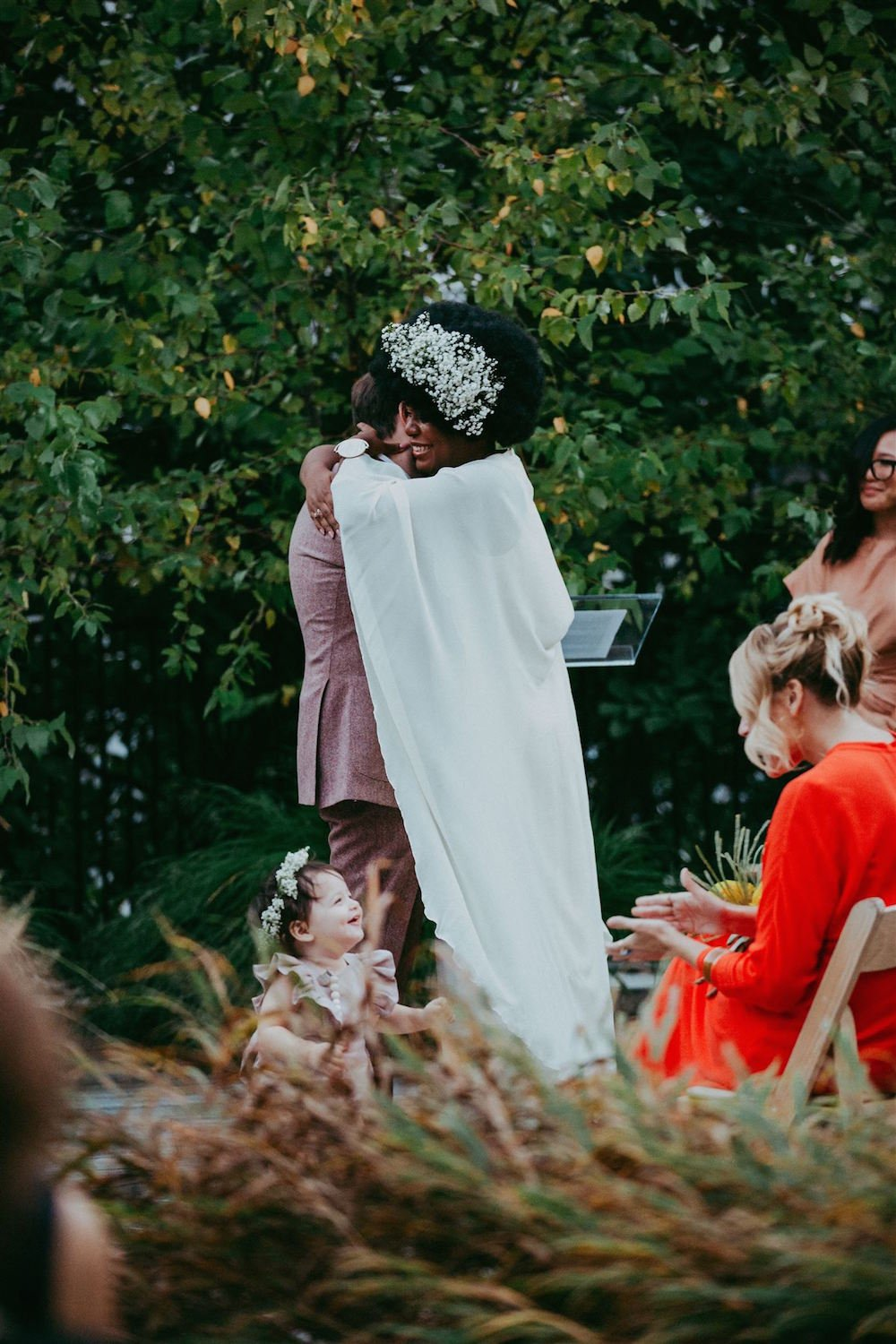 Four Amazing Wedding Looks | A Cup of Jo