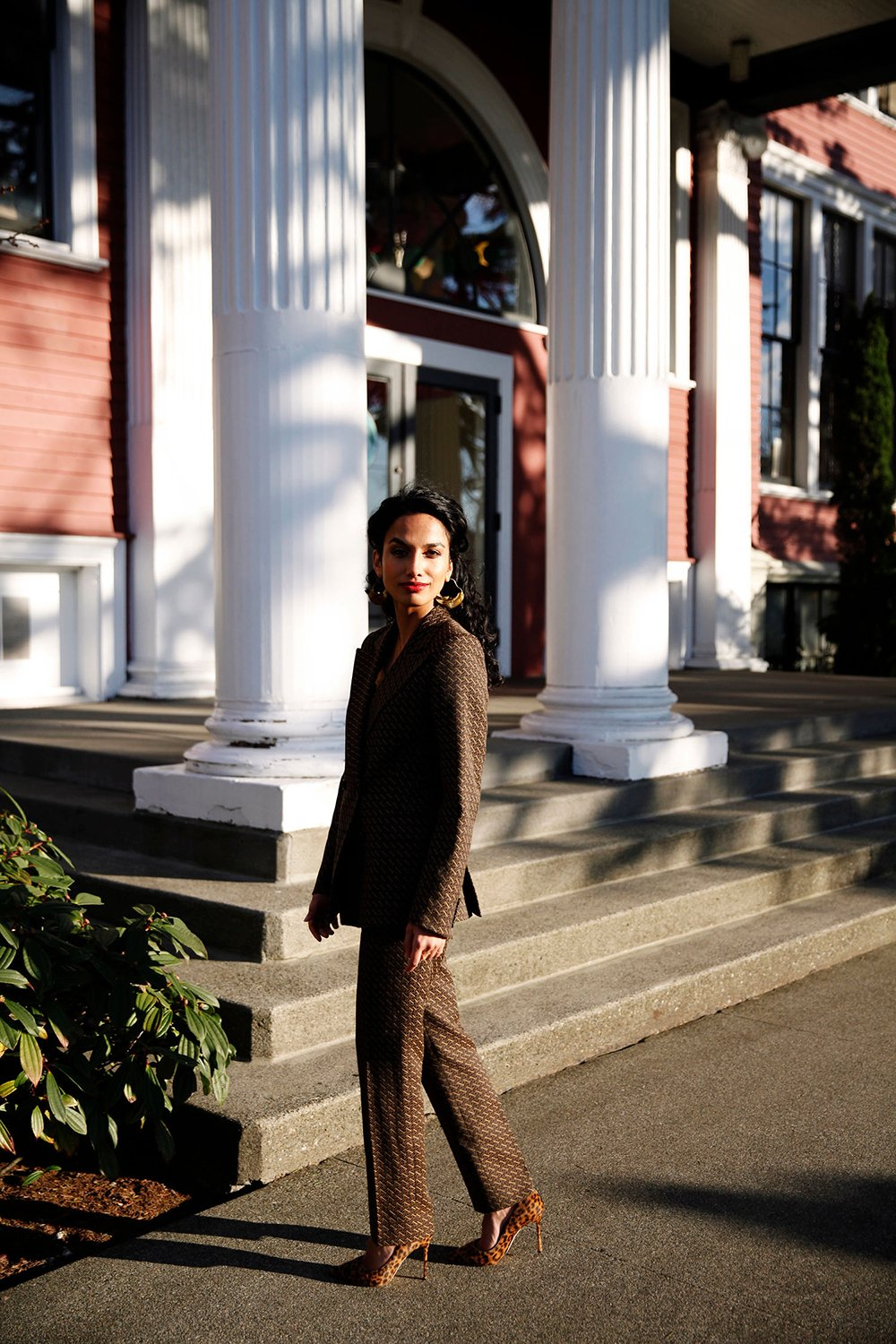 A Week of Outfits: Sukhie Patel