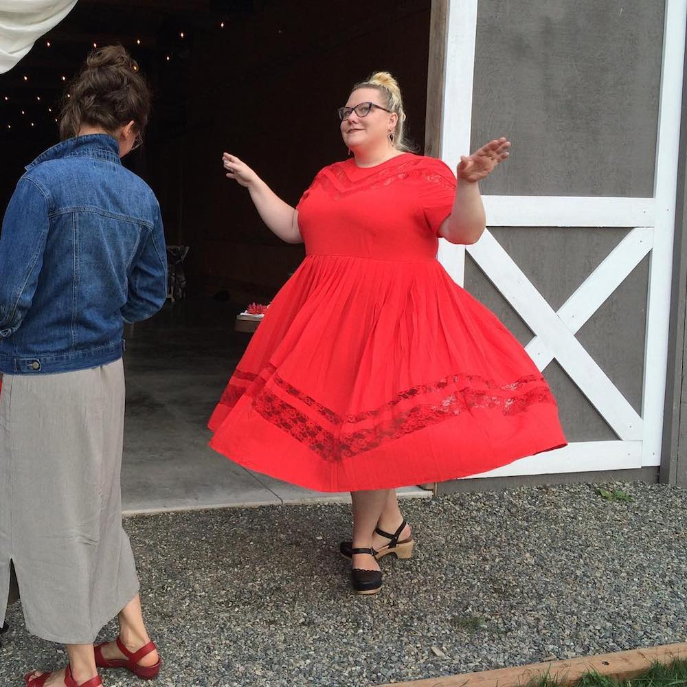 Beauty Uniform: Lindy West