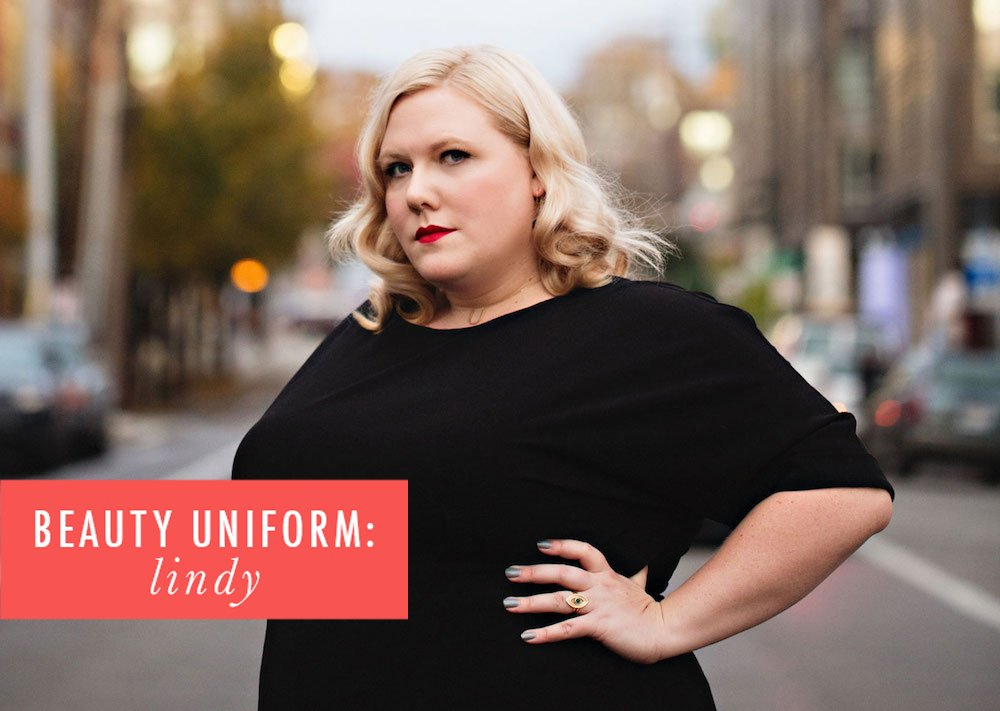 My Beauty Uniform: Lindy West