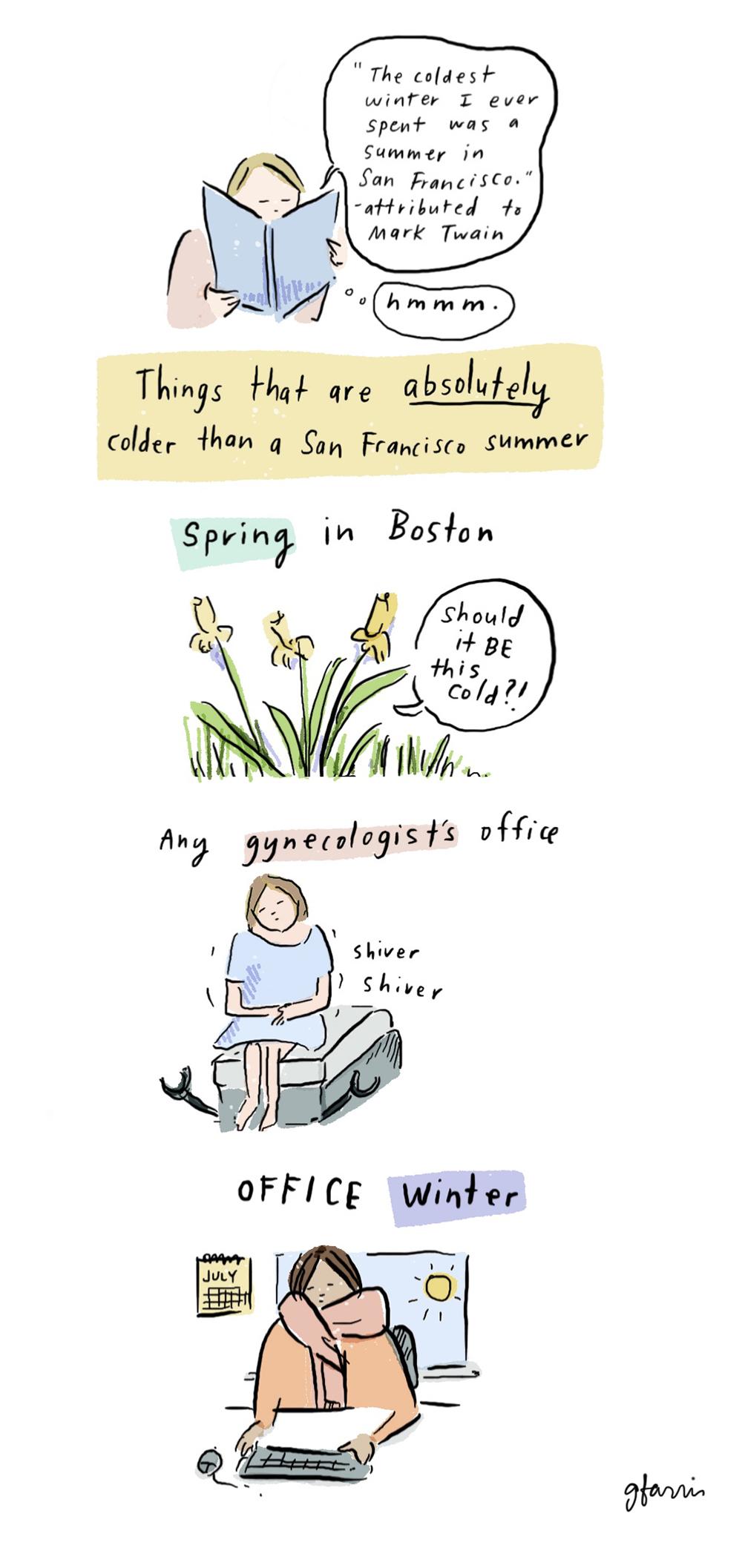 San Francisco Summers