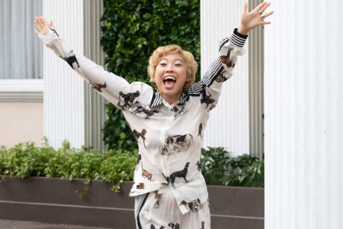 Awkwafina Crazy Rich Asians