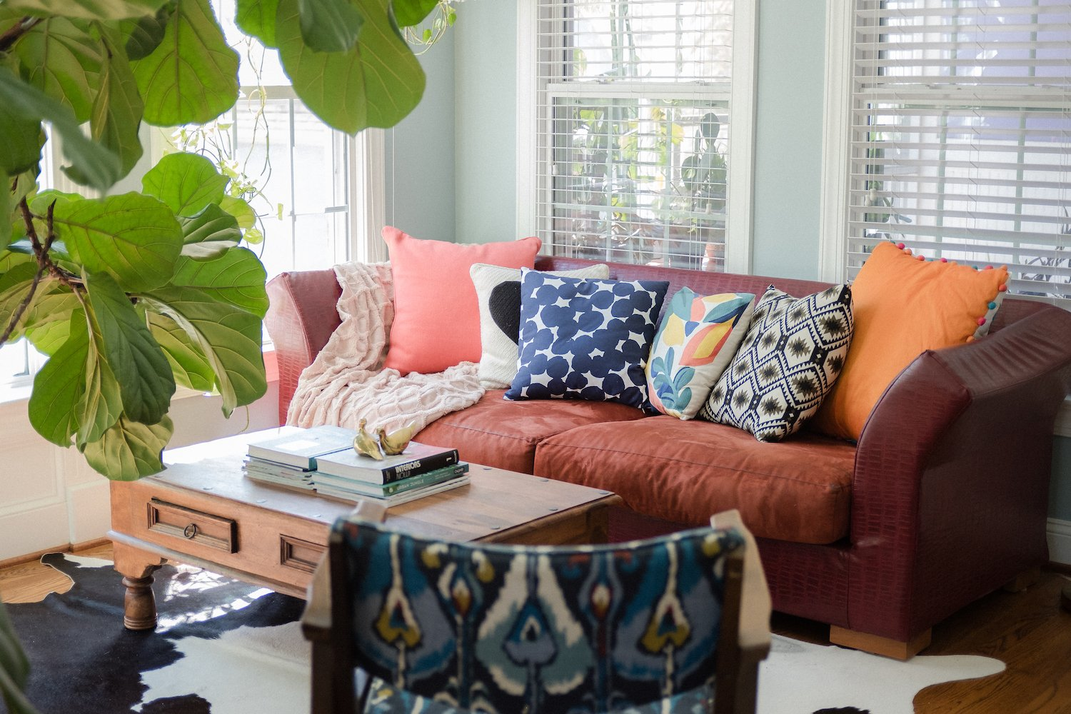 Design Addict Mom's Colorful North Carolina House Tour