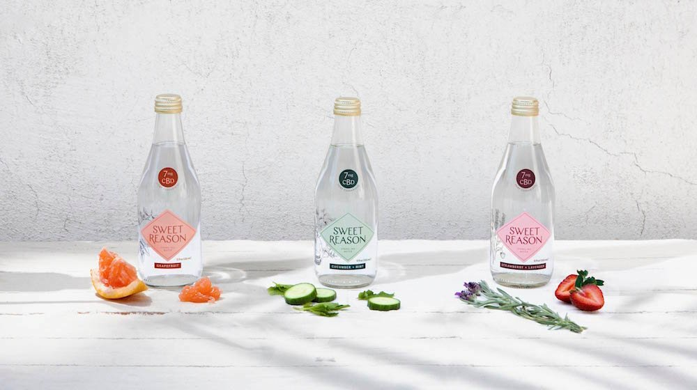 CBD Sparkling Water Giveaway