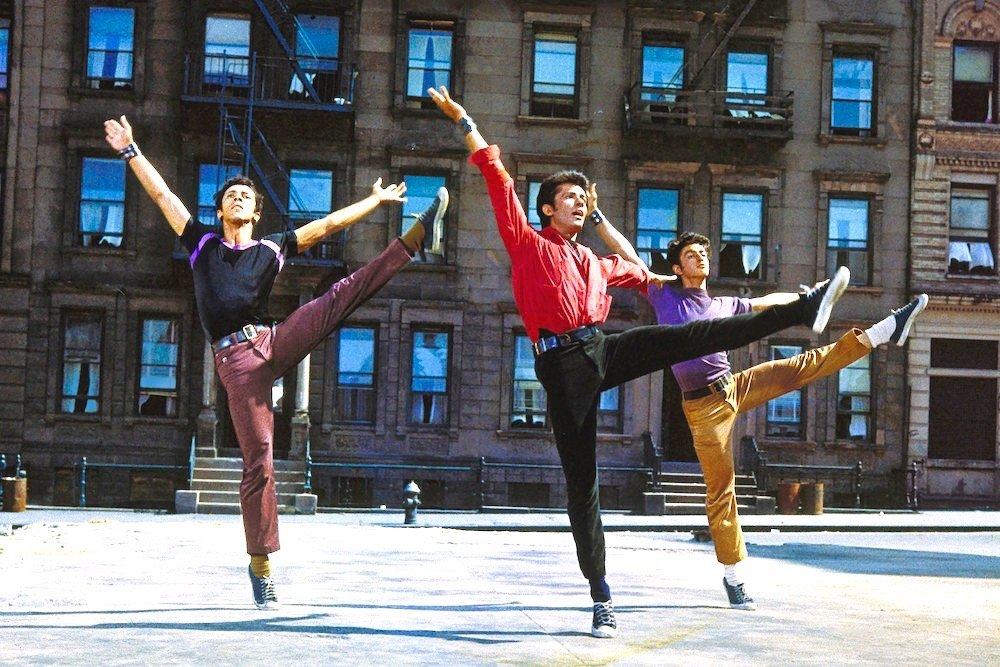 West Side Story bernardo