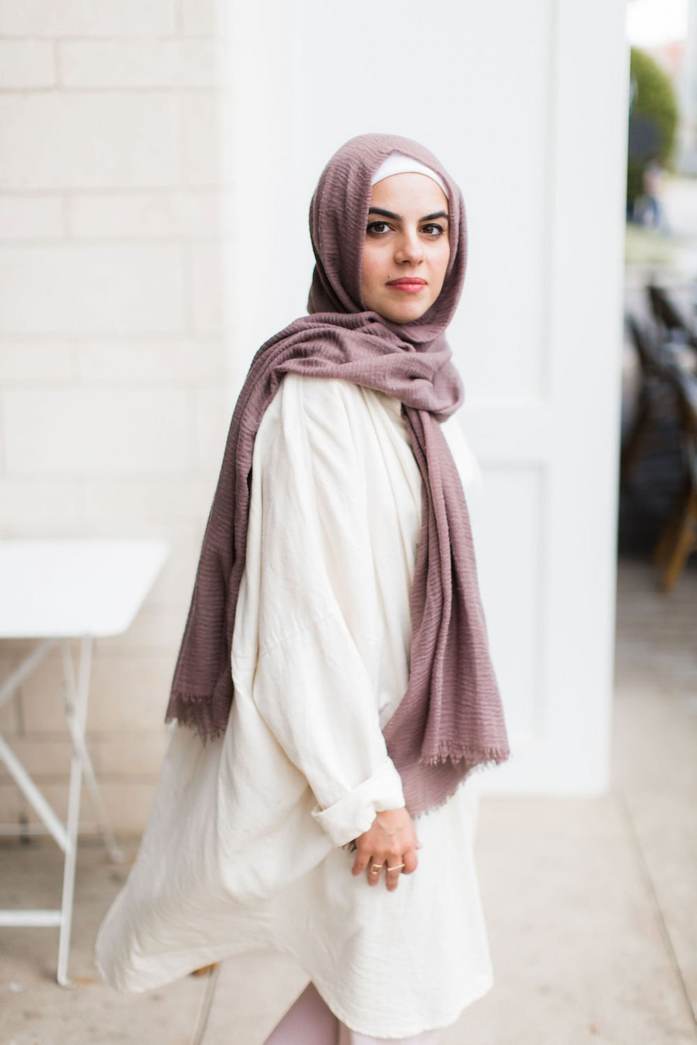 e08ac9323f A Week of Outfits: Dana Chehab | A Cup of Jo
