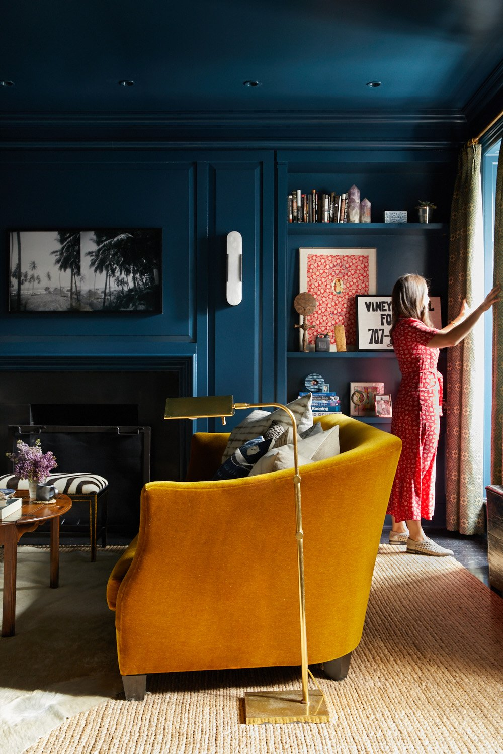 This Manhattan Home Feels Like a Jewel Box