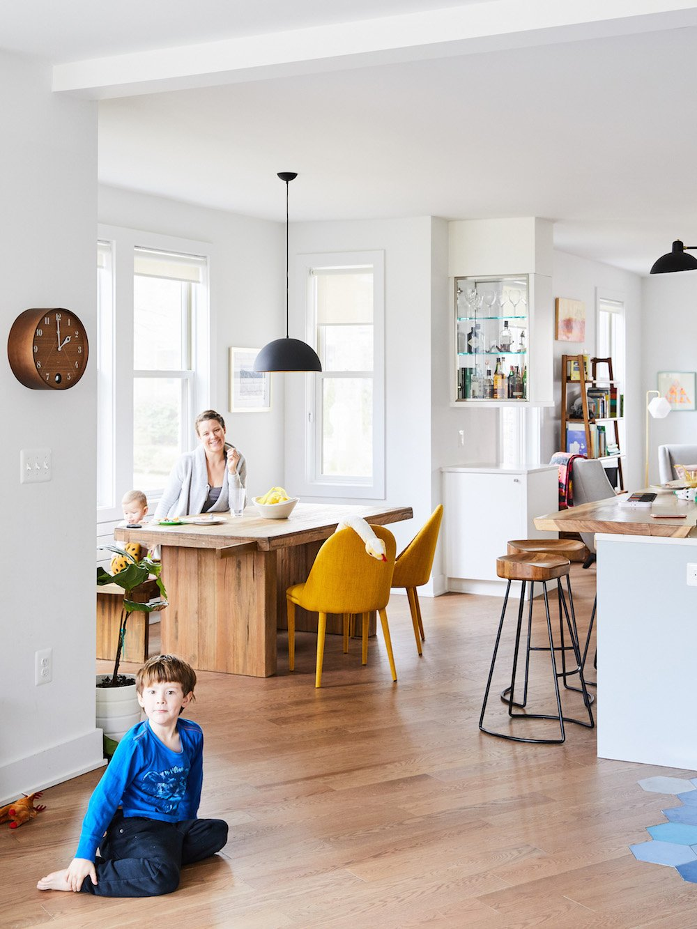 A Washington, D.C. house tour