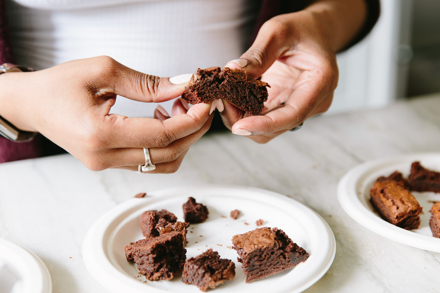 Best Brownie Mix 2020 The Best Boxed Brownie Mix: A Taste Test! | A Cup of Jo