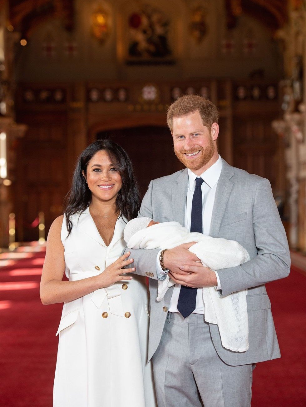 6 Fun Things About Meghan and Harry's Royal Baby