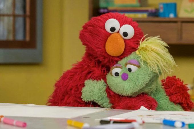 Sesame Street New Character, Karli foster kid