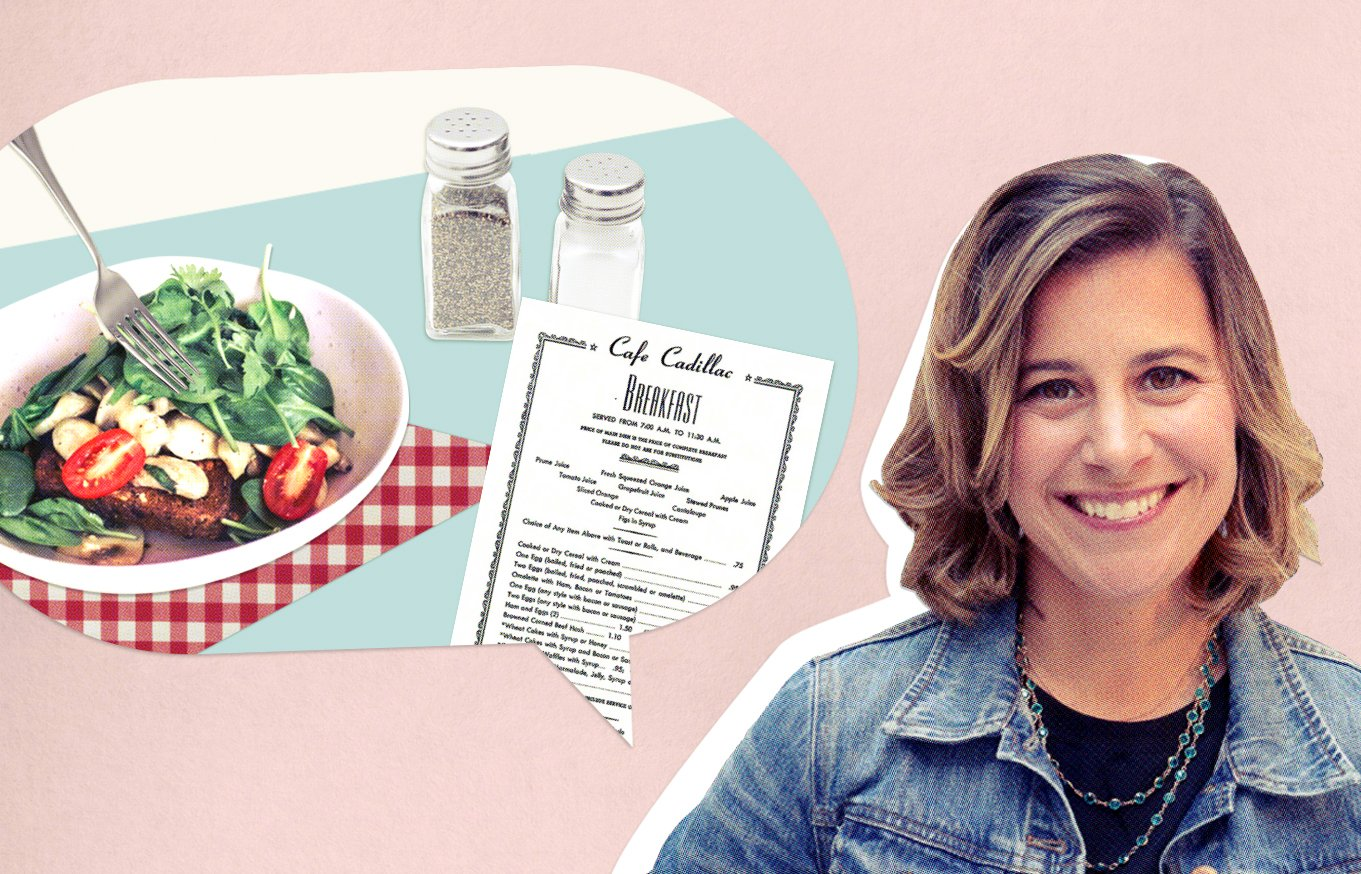 Jenny Rosenstrach's food advice column