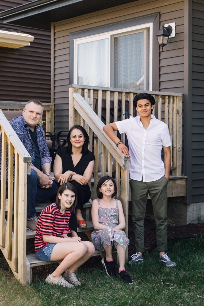 One Family's Creative Approach to Living