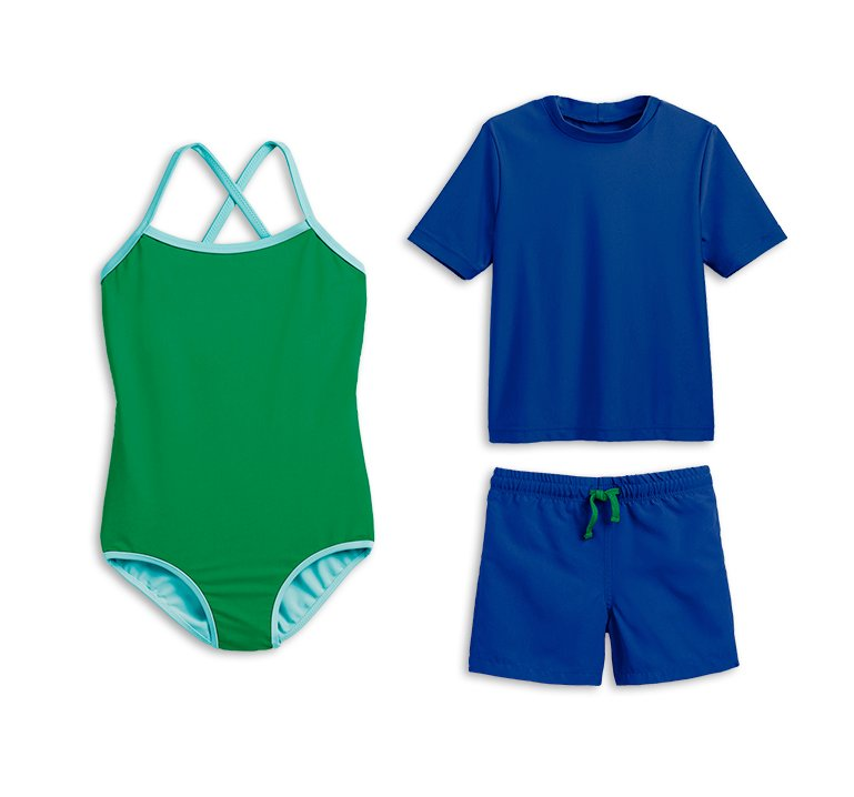 085e62b007 And for older kids, we love their swim trunks and rash guards. (Anton has  been living in this combo. And I love that the swim trunks are short, ...