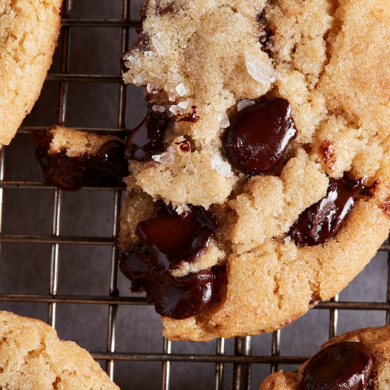 Ovenly cookies