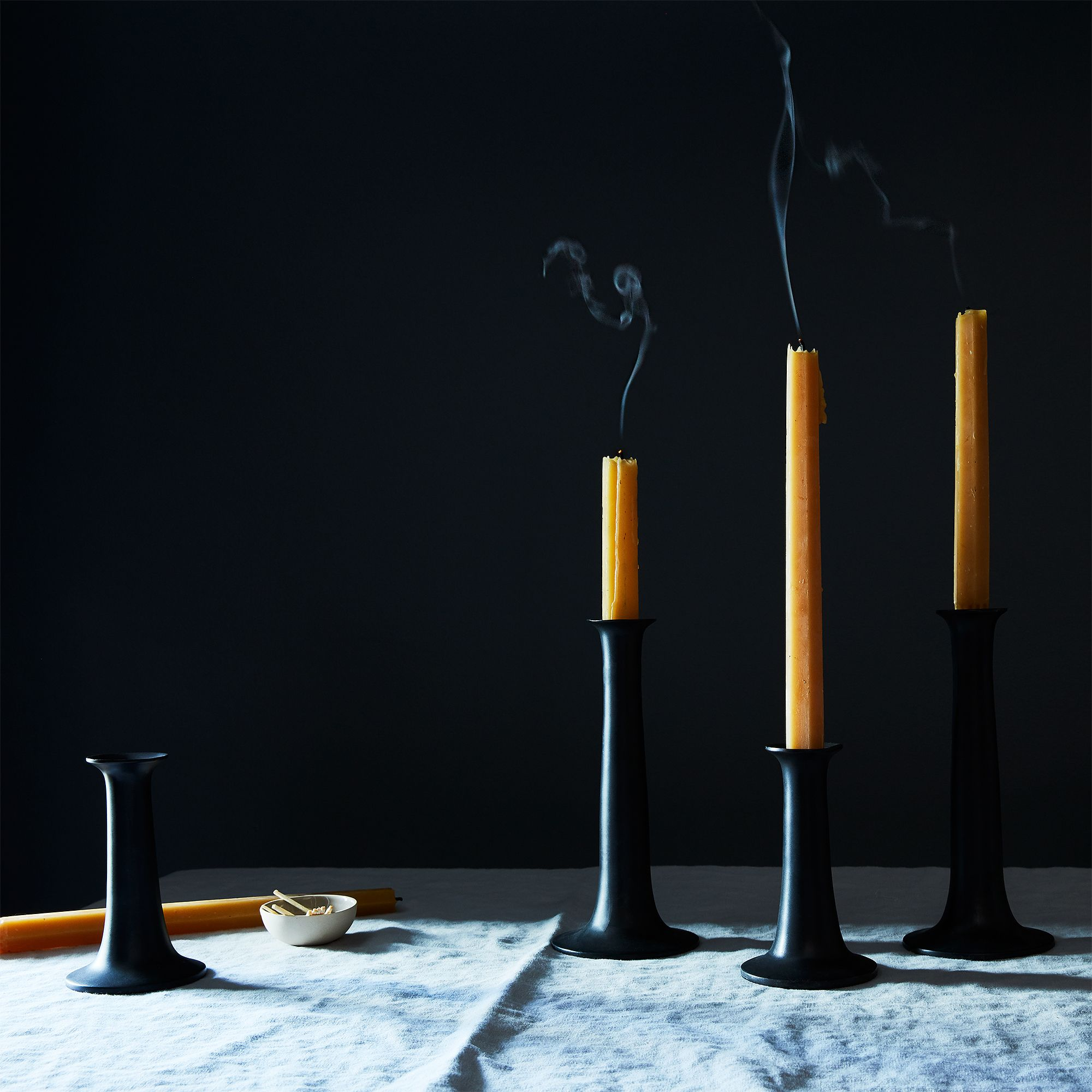 The Dinner-Changing Magic of Candlesticks