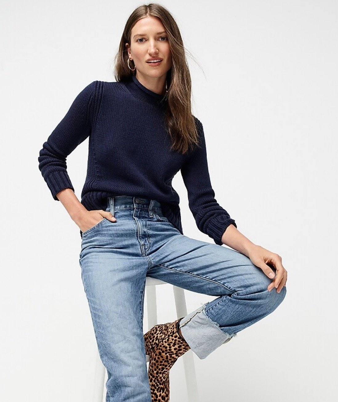 jcrew 1988 rollneck sweater