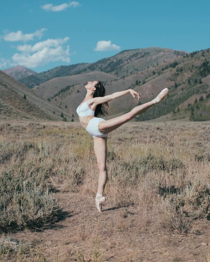 My Beauty Uniform: Isabella Boylston