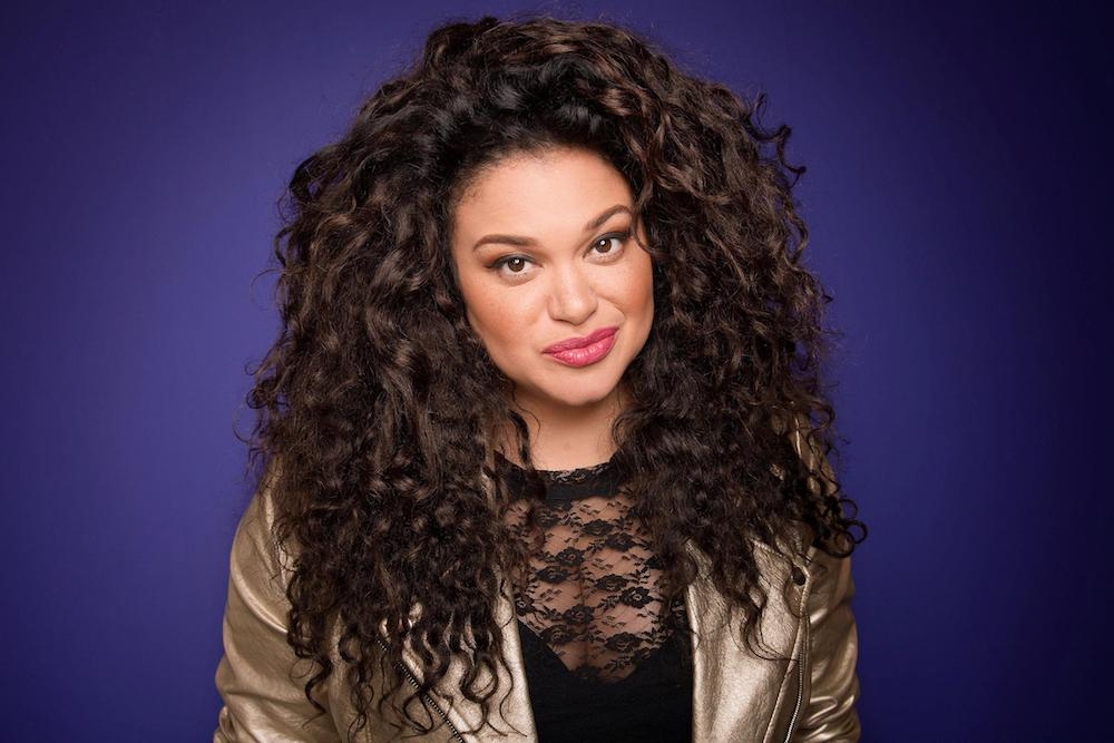 Michelle Buteau Beauty Uniform