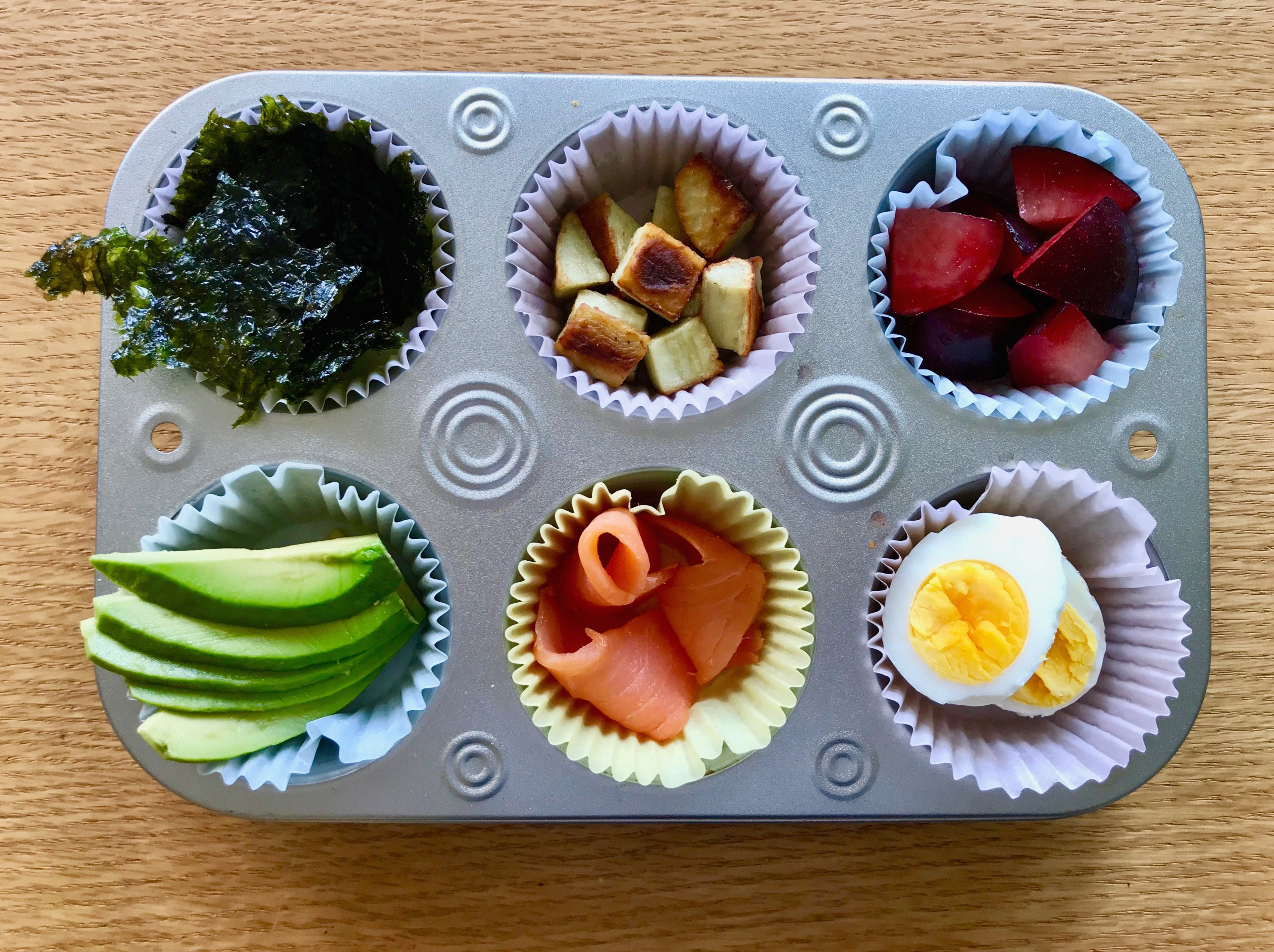 Picky Eater Strategy: Muffin Tin Tapas