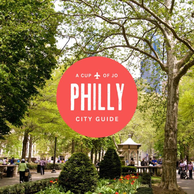 Philadelphia City Guide