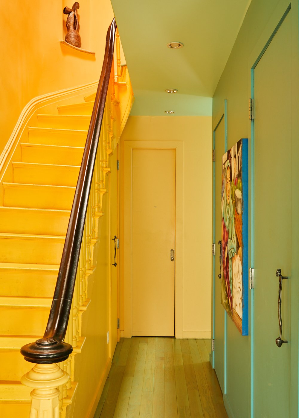 This Brooklyn Brownstone Was Inspired by the Caribbean