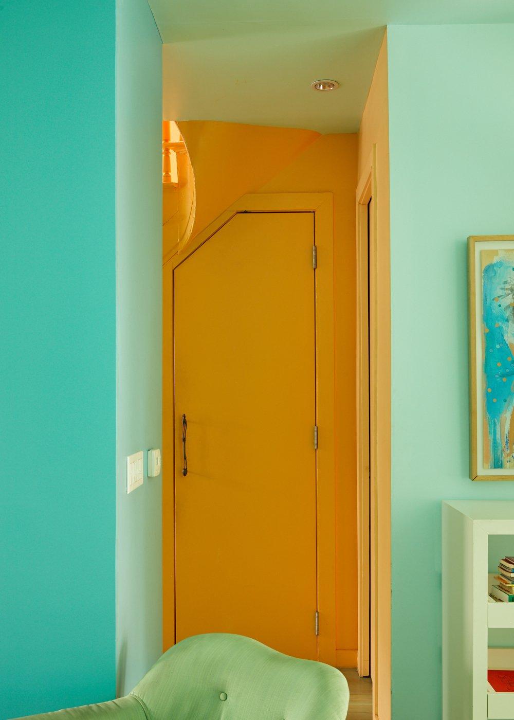 Malene Barnett's Colorful House Tour in Brooklyn