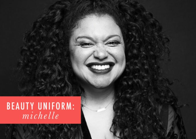 My Beauty Uniform: Michelle Buteau