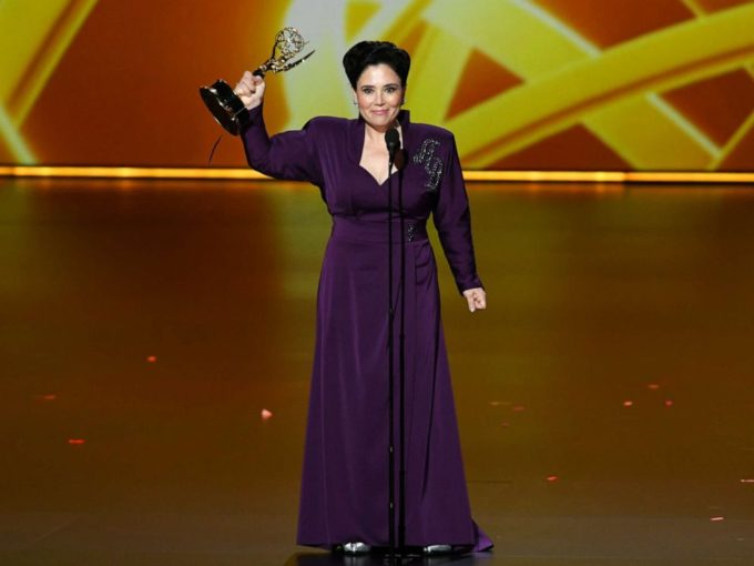 Alex Borstein Emmy Awards