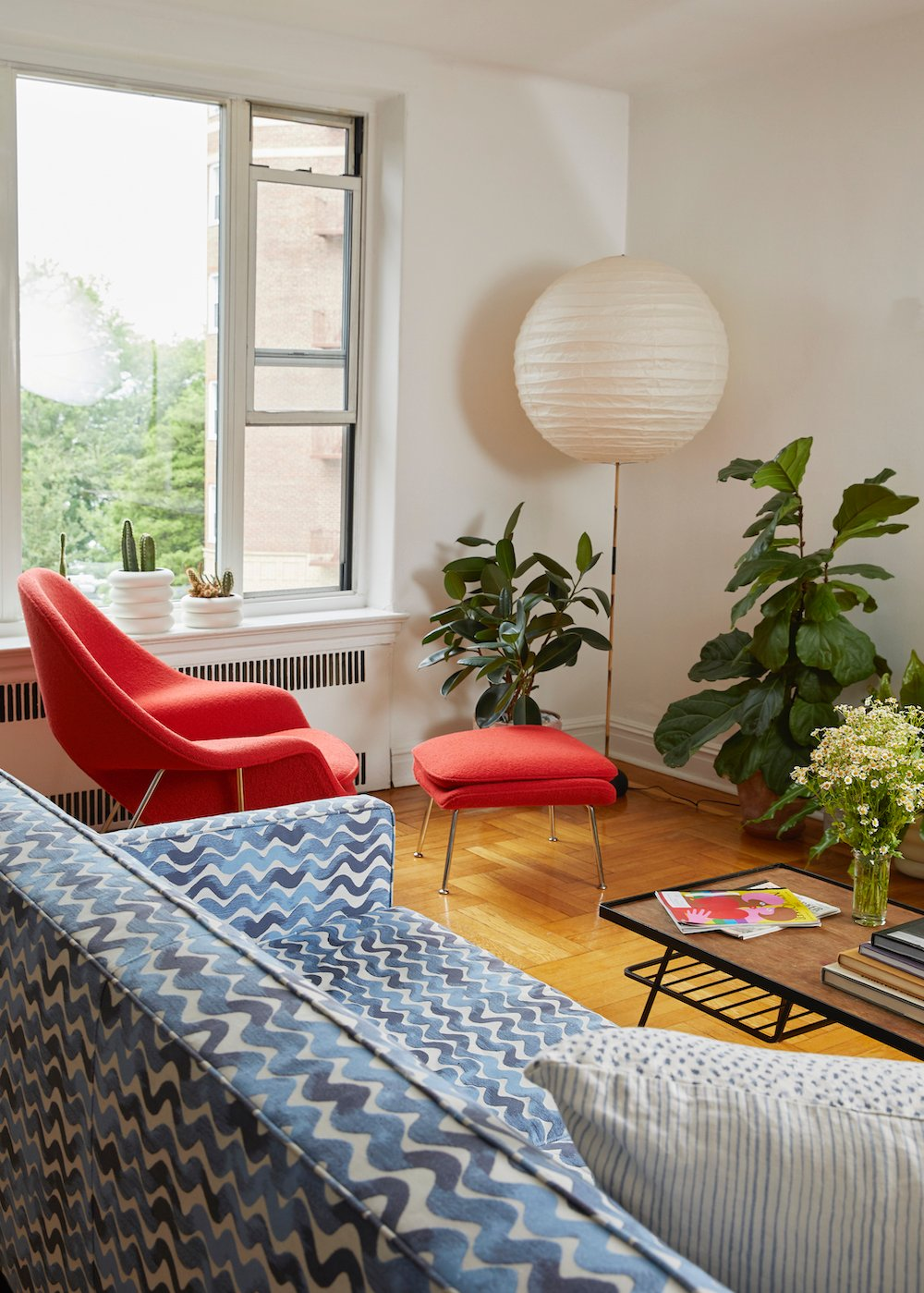 Holly Howard Brooklyn apartment tour