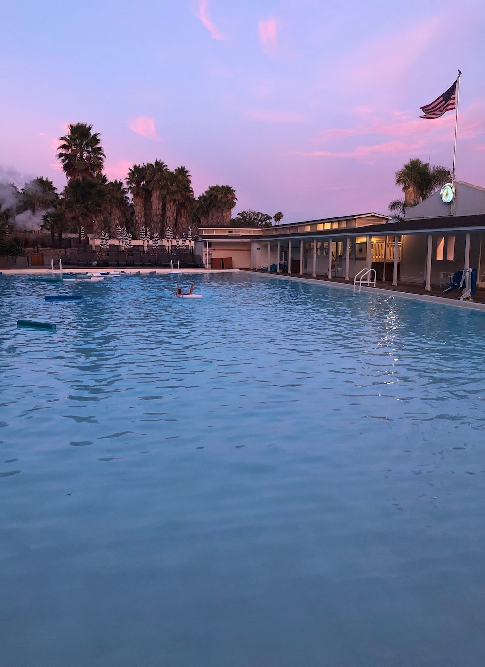 Indian Springs pool
