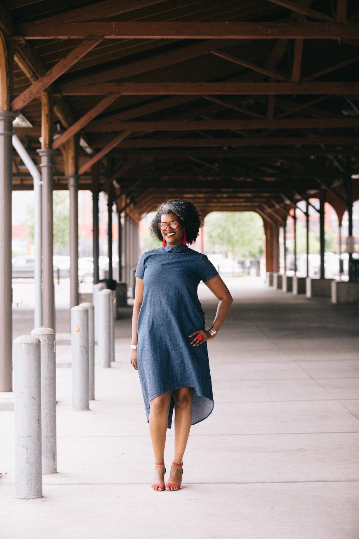 A Week of Outfits: Ingrid LaFleur