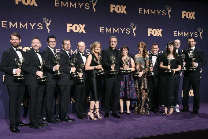 John Oliver Emmys 2019