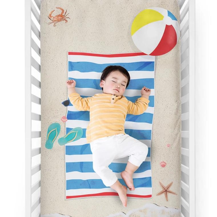 luvsy crib sheets