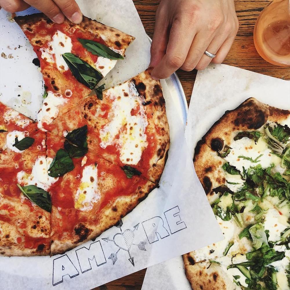 pizza by christine han