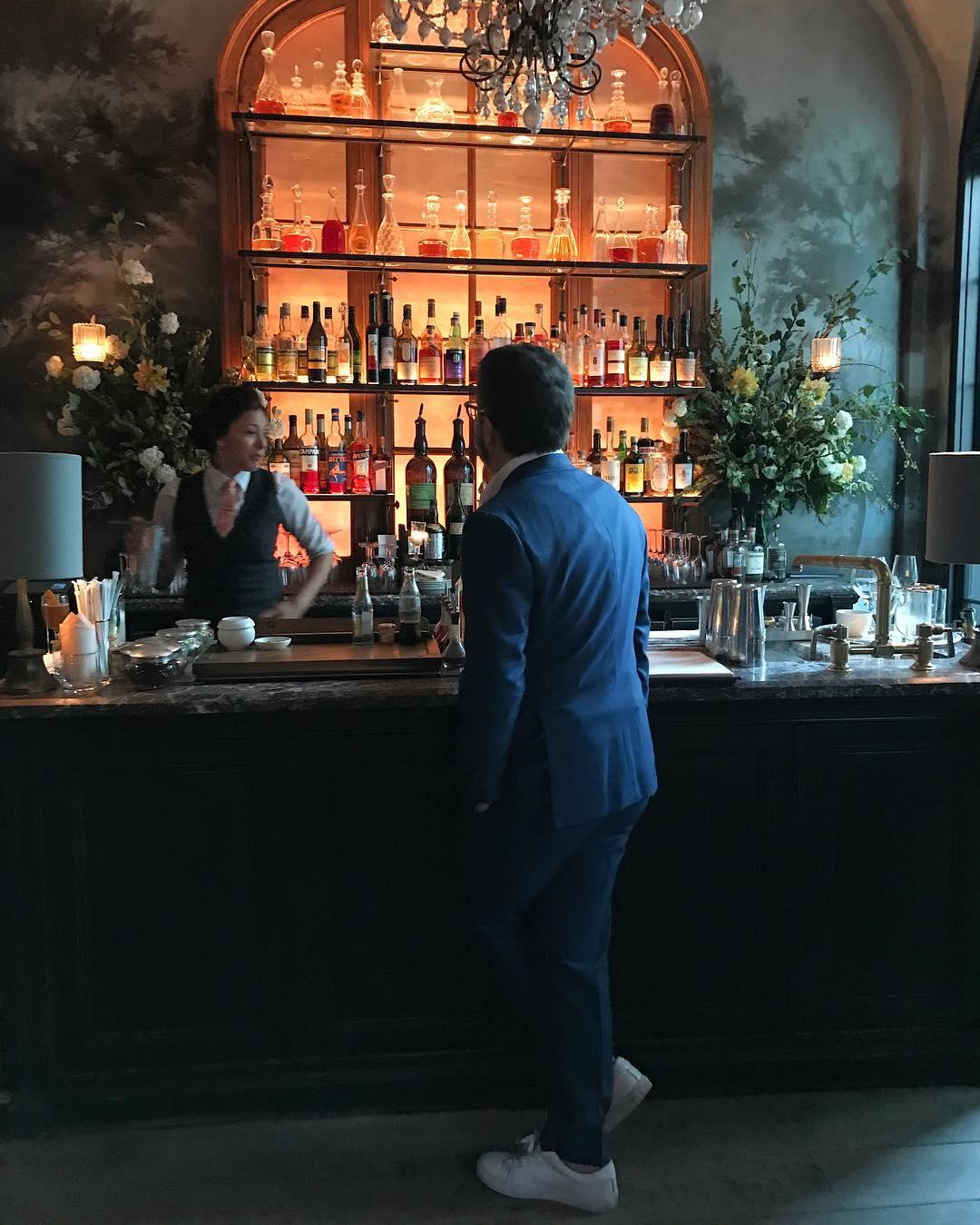 Le Coucou NYC bar