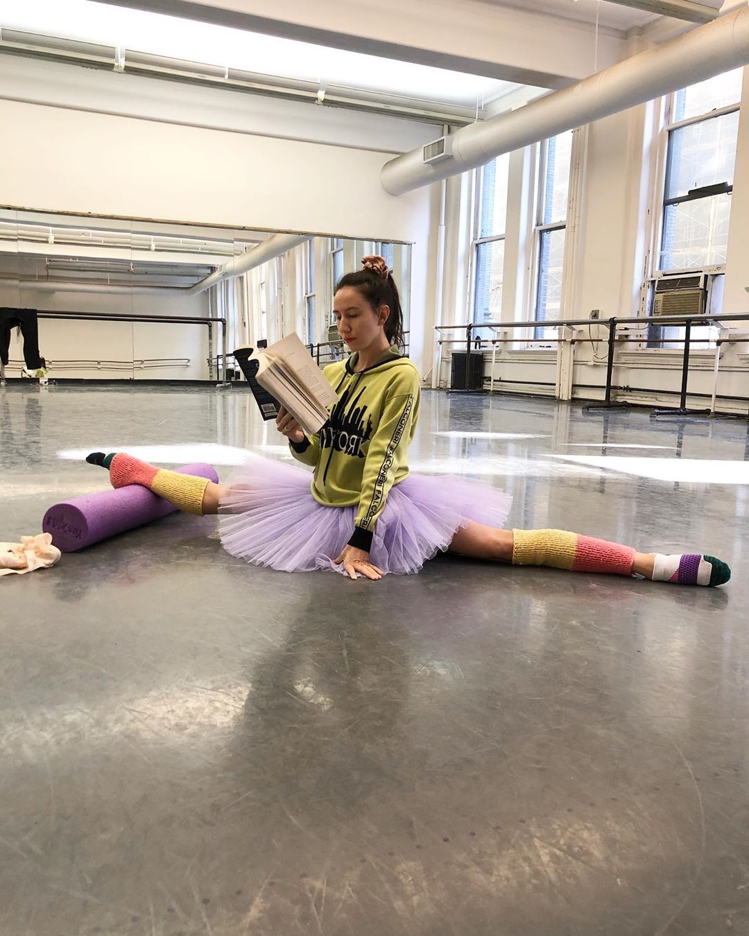 Isabella Boylston ballerina book club