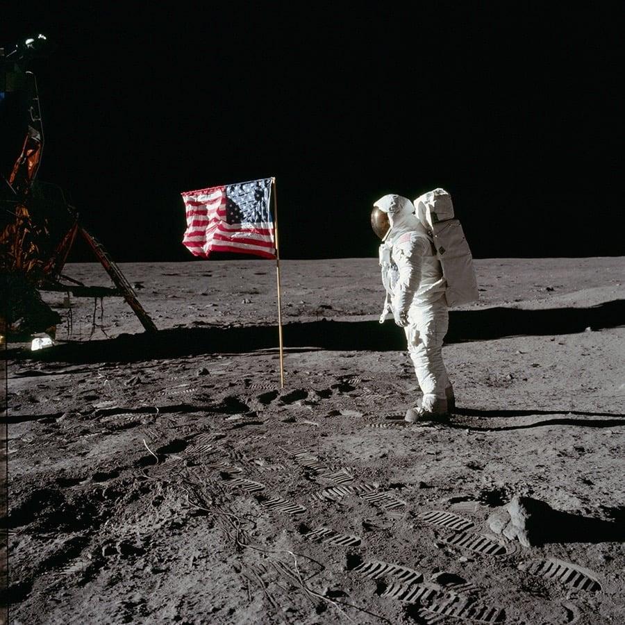 Astronaut artwork