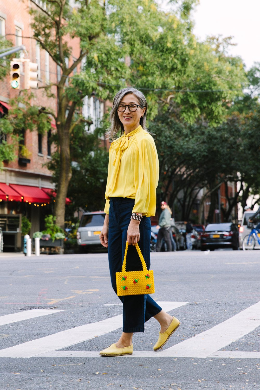 A Week of Outfits: Juliana Sohn