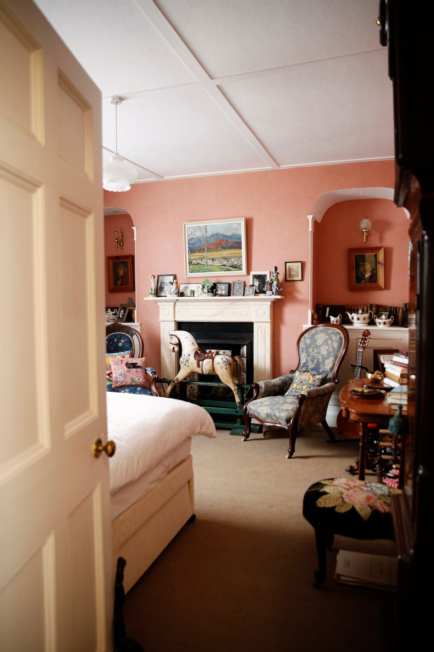 House tour in Cornwall, England