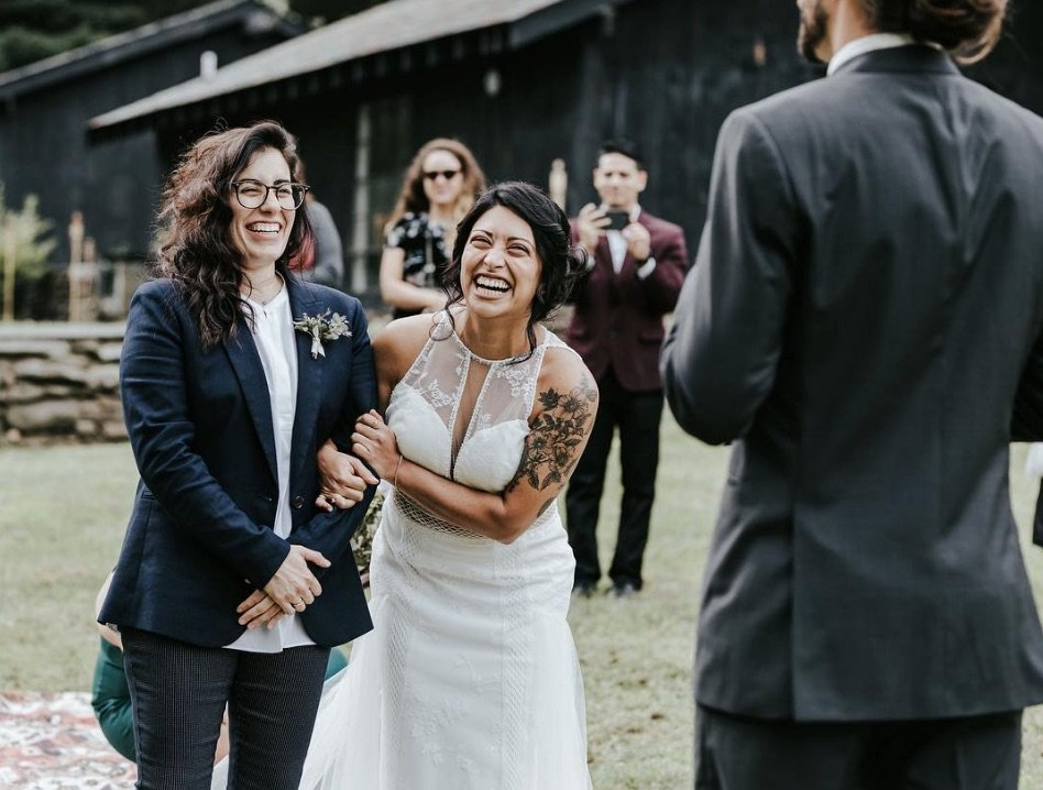 'My Favorite Moment of My Wedding'