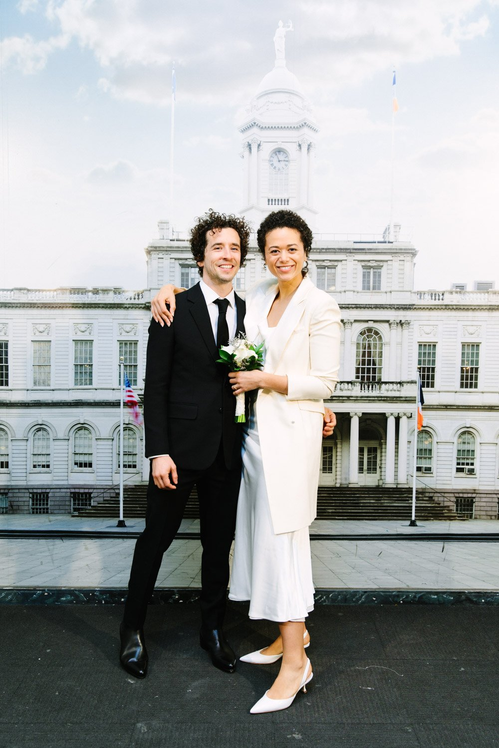 8 New York City Hall Weddings