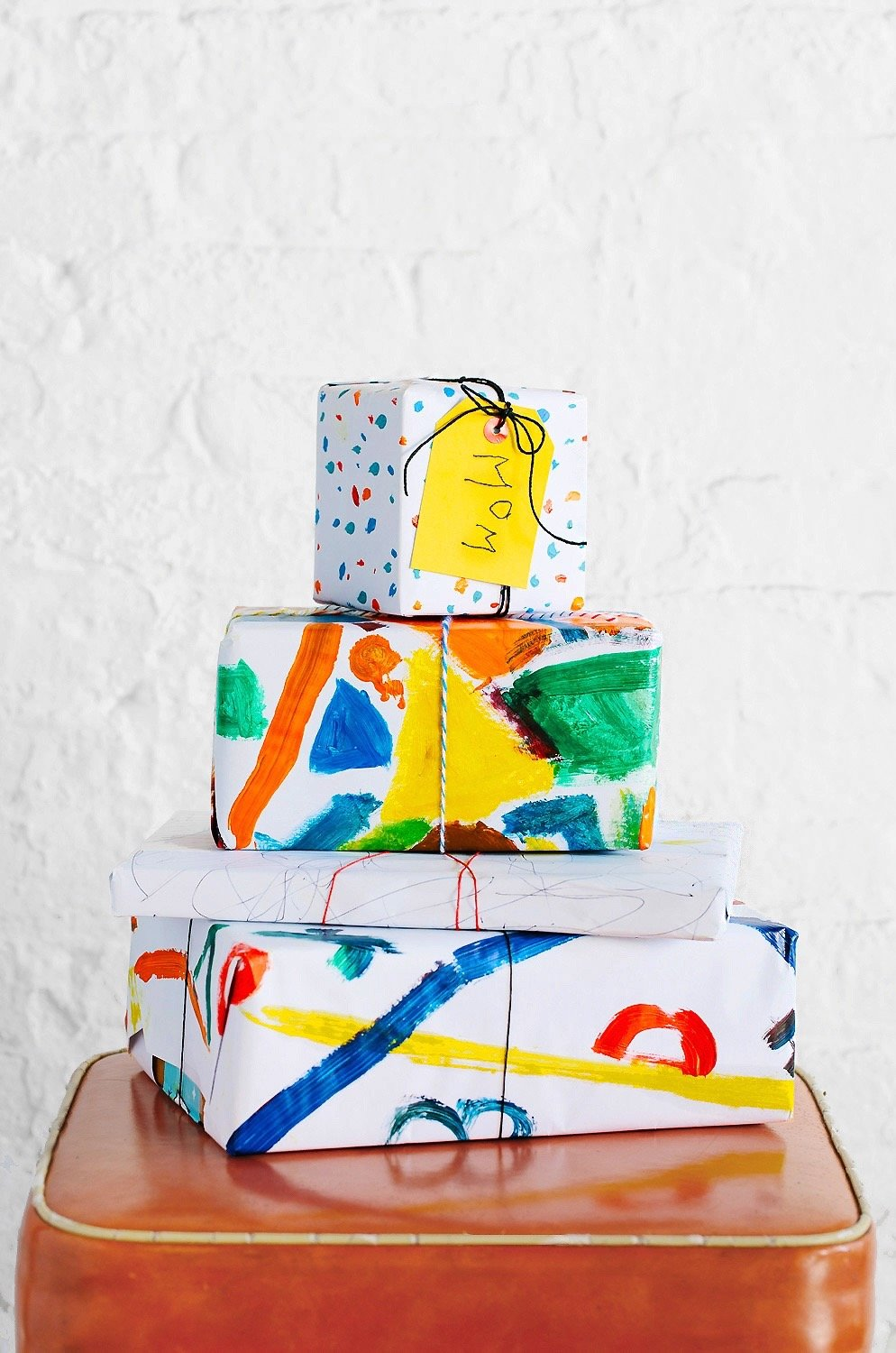 Three Alternatives to Wrapping Paper