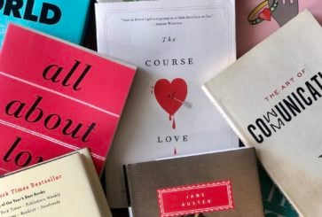 Nine Books About Love