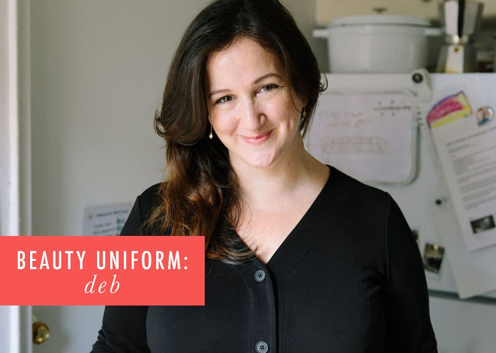 My Beauty Uniform: Deb Perelman