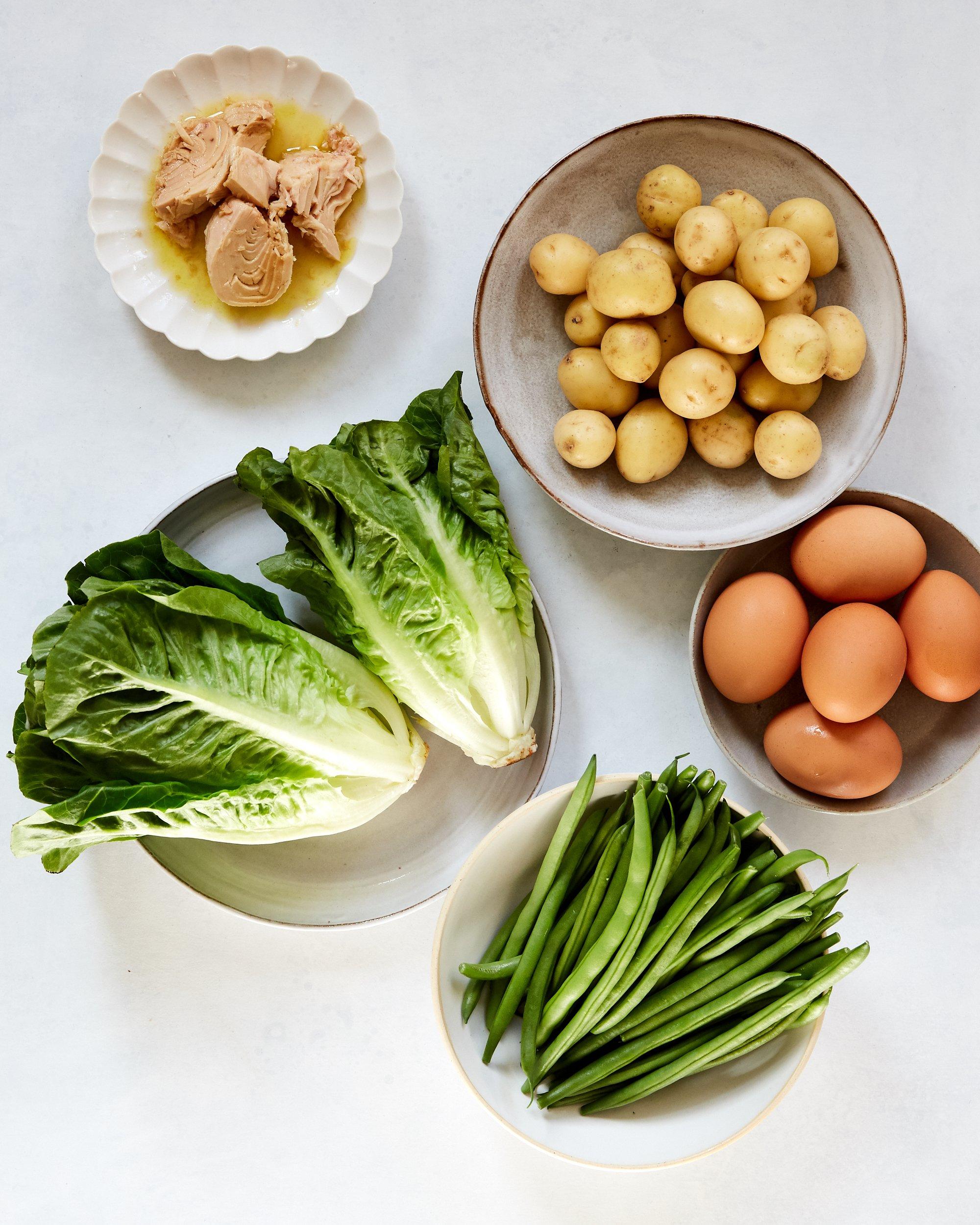 Weeknight Niçoise Salad